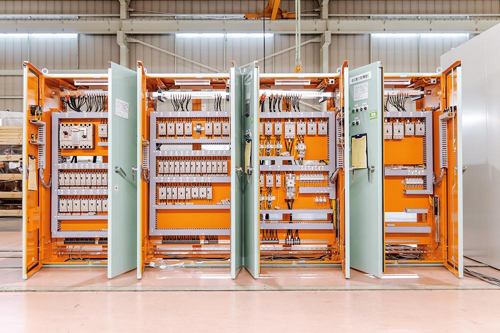 電気装置事業部